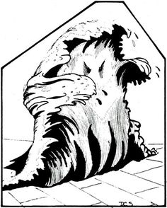 Grue Monster