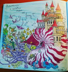 For my friend from me #ocean #oceanside #underwater #omalovankypredospelych… --> If you're in the market for the best adult coloring books and supplies including drawing markers, colored pencils, gel pens and watercolors, visit our website at http://ColoringToolkit.com. Color... Relax... Chill.