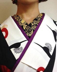 Work of art... kimono