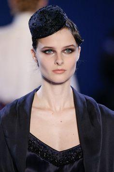Ulyana Sergeenko Haute Couture S/S 2014 details.
