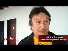 HECTOR ROMERO hablando del curso de Fotografía en el Museo de Ituzaingó