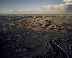 Aerial Landscape Photography by Michael Light