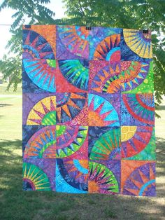 NYC Metro MOD Quilters: New York Beauty Quilt