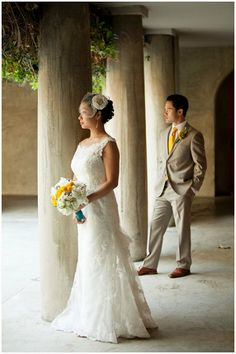 Sante Fe Springs Vintage Wedding, Wedding Real Weddings Photos by FreshIvey Photography