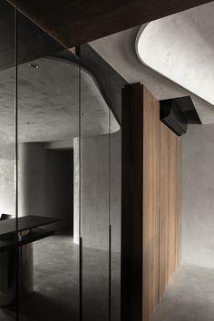 HODDI INTERIOR/ Memory on Behance Modern Interior, Interior Architecture, Nendo Design, Interior Ceiling Design, Minimalist Furniture, Mid Century Modern Design, House And Home Magazine, Minimalist Design, Contemporary Design