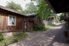 vanha käsityöläisalue, Turku Finland Turku Finland, Helsinki, Shed, Outdoor Structures, Outdoor Decor, Museums, Lean To Shed, Coops, Barns