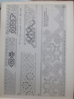 V. and A. Chart