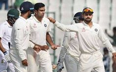 The Test will herald a new chapter in Indian cricket history as the team is taking the field for the first time under new coach Anil Kumble's guidance..