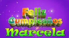Deseo que tu CUMPLEAÑOS te deje: una gran SONRISA en tu cara, mucha ALEGRÍA en tu CORAZÓN y BENDICIONES a tu vida. Feliz Cumpleaños Marcela.