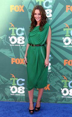 Leighton Meester Photos: 2008 Teen Choice Awards - Arrivals