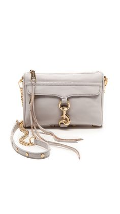 Rebecca Minkoff Mini MAC Bag via @stylelist | http://aol.it/1wIVrOd