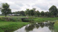 2016-07-17 Bij Ypelo wordt het natuurproject De Doorbraak steeds mooier en groener