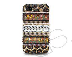 Stripe Print Gold Swarovski Crystal Phone Case  #swarovski http://www.dsstyles.com/ds.crystals/ds.-crystal-phone-cases-stripe-print-gold-swarovski-crystal-phone-case.html?src=pinterest