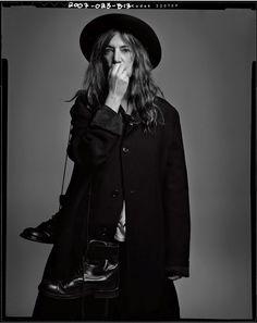 Mark Seliger Patti Smith. New York 2007