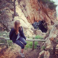 La Foradada del Castell, fantastic place!!!!