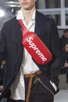 c034716a24f See the Louis Vuitton x Supreme Accessories People Are Losing Their Minds  Over. Louis Vuitton HandbagsFashion ...