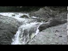 栃木塩原温泉箒川と布滝 Shiobara Onsen Broom river cloth waterfall