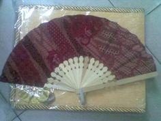 kipas batik