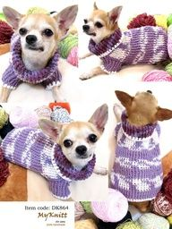 Crochet Cat Bed Pattern Free | Crochet Dog Doggie Shirt Clothes Sweater