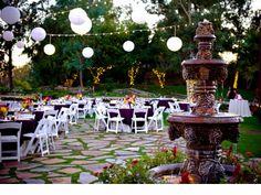 Lake Oak Meadows Temecula Inland Empire Wedding Location reception venue 92592