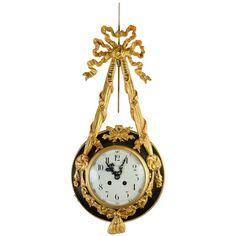 Louis XVI Style Cartel Clock 1