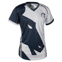 TEAM LIQUID 2017 JERSEY - LIGHT The Official Team Liquid 2017 Jersey is here! Show your support for the most iconic team in esports with the real deal jersey worn by the pros. This new jersey comes in both light and dark versions and features extremely comfortable closed-mesh performance fabric. Designed and produced by J!NX. Wear what the pros wear.