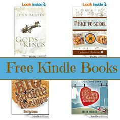 237 best free ebooks images on pinterest free ebooks homeschool free kindle book list gods and kings 101 big cookie recipes 100 days fandeluxe Choice Image