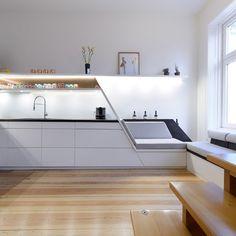Multifunktionale Küche