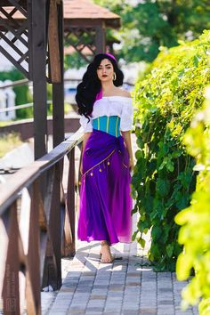Esmeralda The Hunchback of Notre Dame photo by Letaur MarikaGreek Cosplay#Outfit#inspo