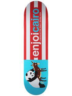 #Enjoi Foster #Democrat #Skateboard #Deck $49.99