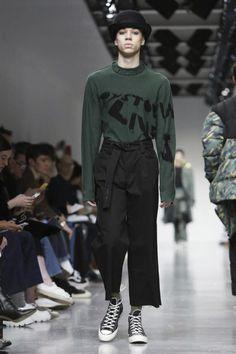 Liam Hodges FW17.  menswear mnswr mens style mens fashion fashion style liamhodges runway