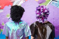 GENDERLESS // Stylist : Malin Molden Photographer : Julia Kalkvik // MUA + hair : Andrea C. Andersen  // Model : Silje Mari Stokka // Model : Ethan Richards // Designer : Regine Faannessen Raunehaug // Designer : Herman Solstad Wiik // Designer : Malin Molden