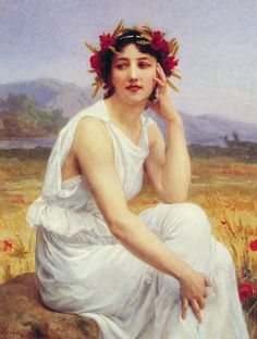 Guillaume Seignac: The Muse