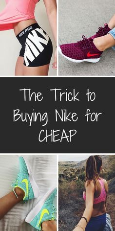 On a budget, but want to look on point at the gym? Shop Poshmark for workout gear from top brands, like Nike, at up to 70% off. Click the image to download the FREE Poshmark app today!