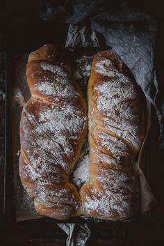 Baked Goods, Easy Bakes, French Toast, Bread, Baking, Breakfast, Food, Bread Making, Breakfast Cafe