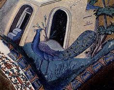 Meister der Kahriye-Cami-Kirche in Istanbul 003 - Kariye Müzesi - Vikipedi Istanbul Turkey, Fresco, Kirchen, Byzantine, Romania, Whale, Arts And Crafts, Museum, Bird