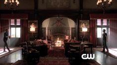 Salvatore Boarding House Jarkad Ts3 Vampire Diaries