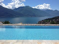 This is simply stunning, want to move there!! #LakeComo