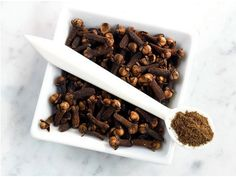 Got a toothache and can't get to the dentist right away? Gently chewing on a clove can ease tooth pain and gum inflammation for up to two hours, say UCLA researchers. Experts point to a natural compound in cloves called eugenol, a powerful, natural anesthetic.