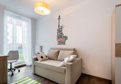 Statue of Liberty - Wall sticker City Wall Stickers, Music Wall, Statue Of Liberty, Couch, Furniture, Home Decor, York, Statue Of Liberty Facts, Settee