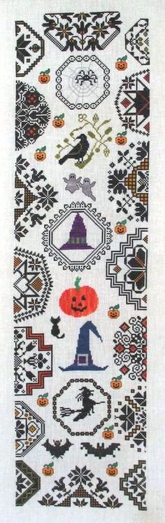 S von der W- Quaker Halloween