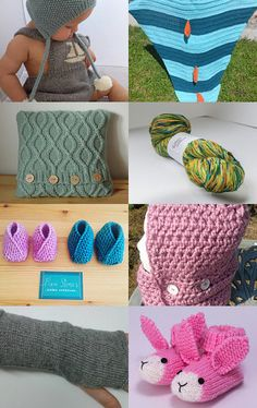 Woollen Winter Warmers by Catherine Cains on Etsy--Pinned with TreasuryPin.com