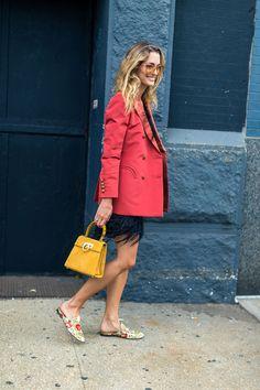 The Street Report: New York Fashion Week Spring 2017 - September 2016 #nyfw #ss17