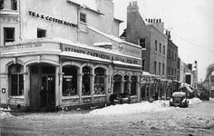 winter of 1964 Clifton Bristol Clifton Bristol, City Of Bristol, Clifton Village, Bristol England, Local History, Cinque Terre, Great Britain, Ancestry, Old Photos
