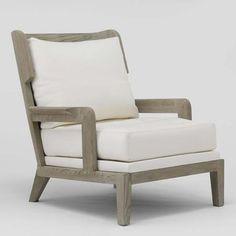 Christian Liaigre, Inc. Conches Chair: