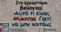 μύκητας Funny Greek Quotes, Greek Memes, Jokes Quotes, Life Quotes, Funny Moments, Funny Things, Stupid Funny Memes, True Words, Just For Laughs
