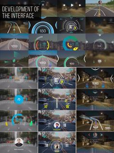 Exploride HUD (India's biggest crowdfunding success) on Behance Augmented Reality Technology, Futuristic Technology, Cool Technology, Car Ui, Computer Setup, Smart Car, Travel Humor, Interface Design, Animal Quotes
