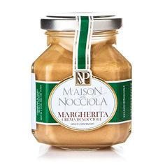 Margherita Hazelnut Cream