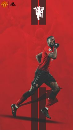 Paul Pogba | Manchester United Manchester United Team, Paul Pogba Manchester United, Manchester United Wallpaper, Major League Soccer, Soccer Players, Pogba Wallpapers, Match Of The Day, Full Match, Football Celebrations