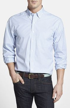 Free shipping and returns on Vineyard Vines 'Murray' Classic Fit Check Poplin Sport Shirt at Nordstrom.com. Breezy graph checks style a crisp poplin sport shirt topped with a neat button-down collar.